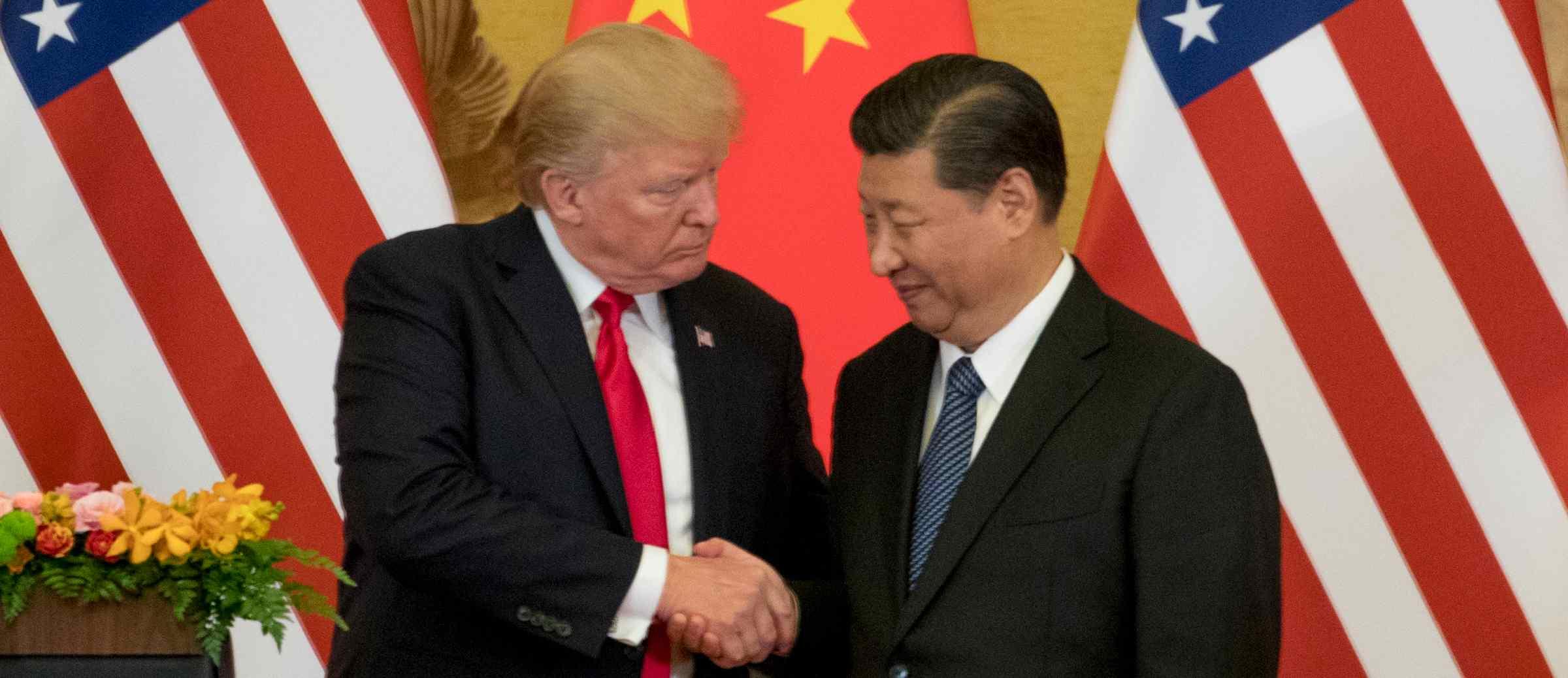 Como funciona uma guerra comercial?