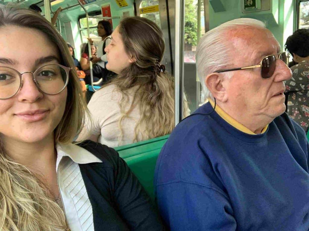 luiz barsi e sua filha