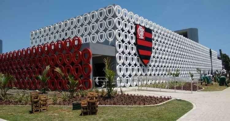 centro de treinamentos do flamengo