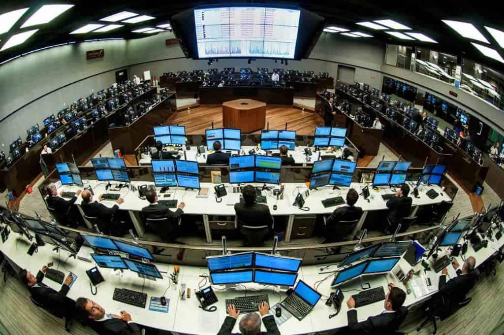 pregão eletrônico bolsa de valores