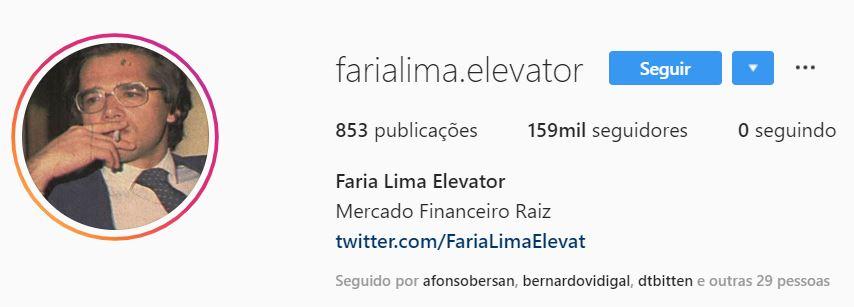 faria lima elevator