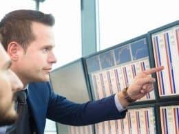 trabalhar no mercado financeiro