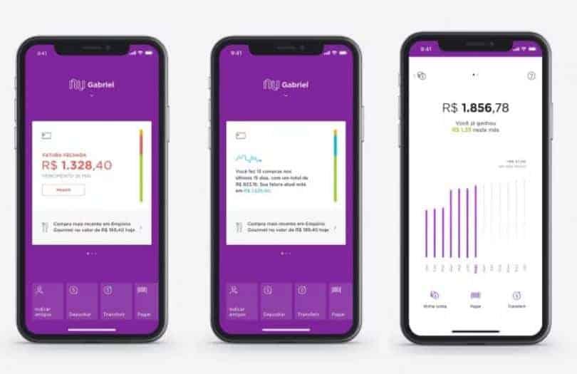 aplicativo nubank um dos melhores bancos digitais