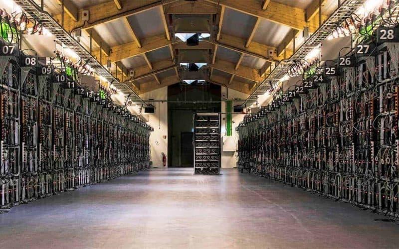 mineraçãp de bitcoin