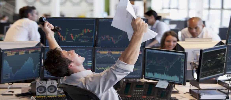 traders mercado de ações