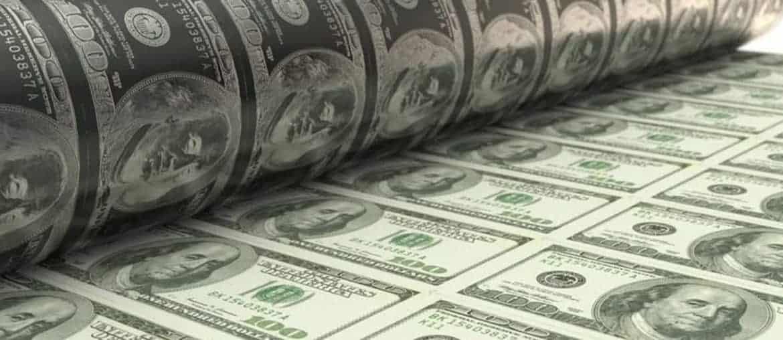 FED vai injetar US$ 1 trilhão por semana na economia até o fim do mês