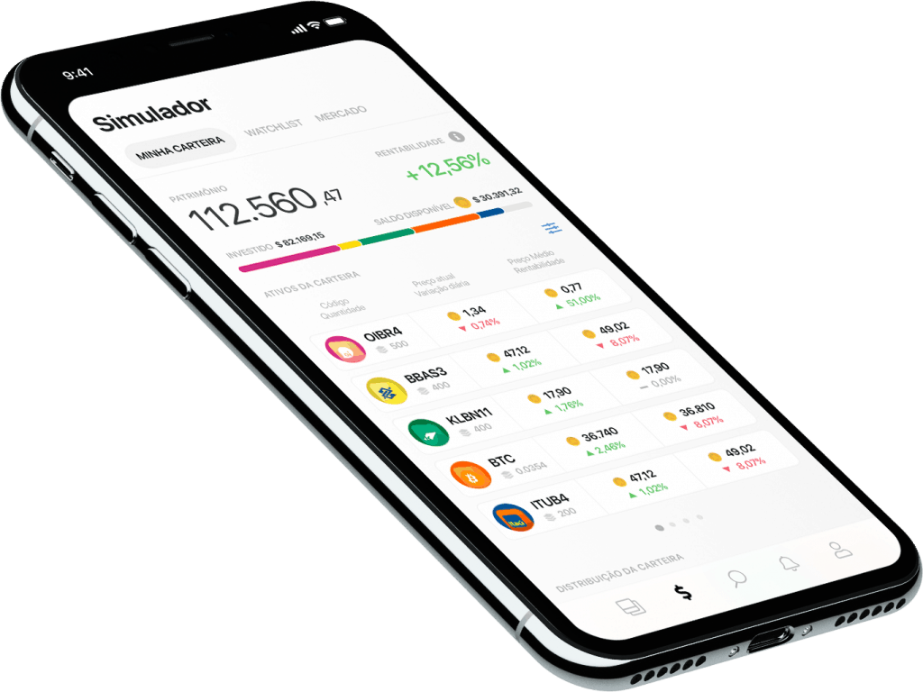 leadr aplicativo de investimentos