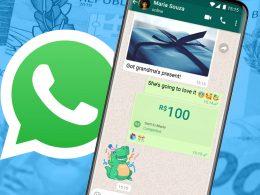 WhatsApp recebe autorização do Banco Central para oferecer transferências bancárias