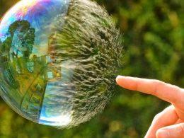Há uma bolha no mercado de ações