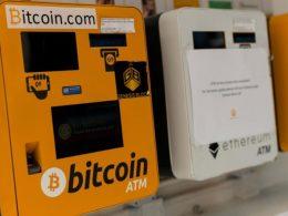 Caixa eletrônico de bitcoin: A tecnologia que está se espalhando pelos EUA