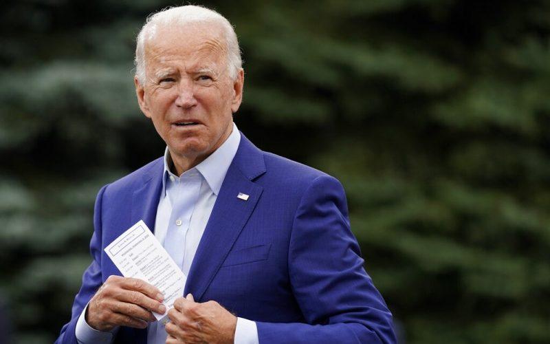 Biden propõe aumento de impostos para os mais ricos