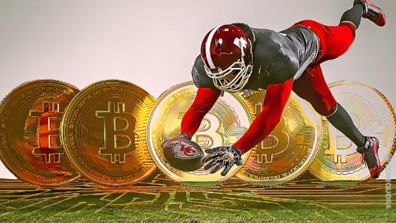 Jogador da NFL converte todo o seu salário em Bitcoin