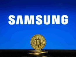 Samsung lança suporte para carteiras de criptomoedas