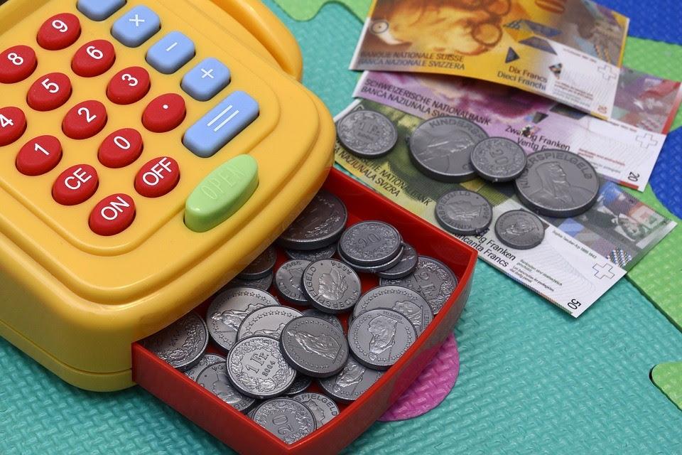 A importância da edução financeira infantil