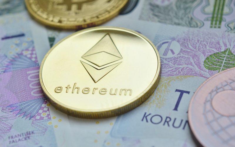Ethereum bate nova máxima histórica, perto dos US$ 3500