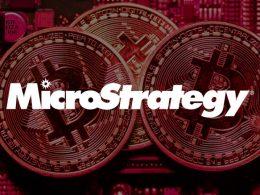 MicroStrategy compra 229 Bitcoins durante a queda