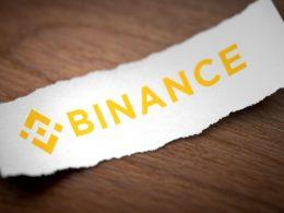 Binance anuncia interrupção dos serviços em Ontário, Canadá