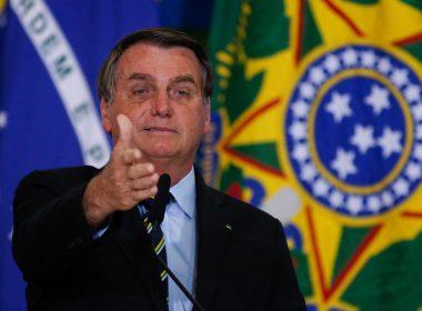 Bolsonaro reconhece aumento da inflação e elogia esforços dos agricultores