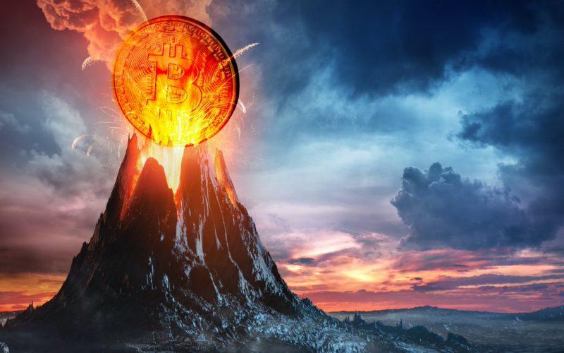 El Salvador se prepara para mineração de Bitcoin através de vulcões